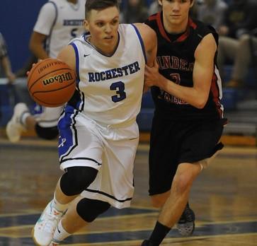 Hunter Schatler Named Top 15 Boys Basketball Player Oakland County