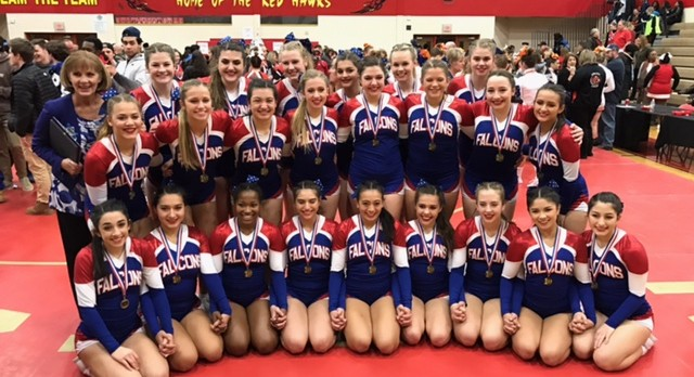 Cheer Wins Athens Invitational