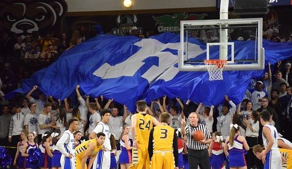 Rochester Dominates Adams