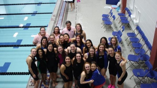 all-state swim