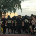 Prospector Football Varsity vs Seton Hall 8/19/2016
