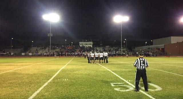 Apache Junction High School Varsity Football beat Washington High School 38-30