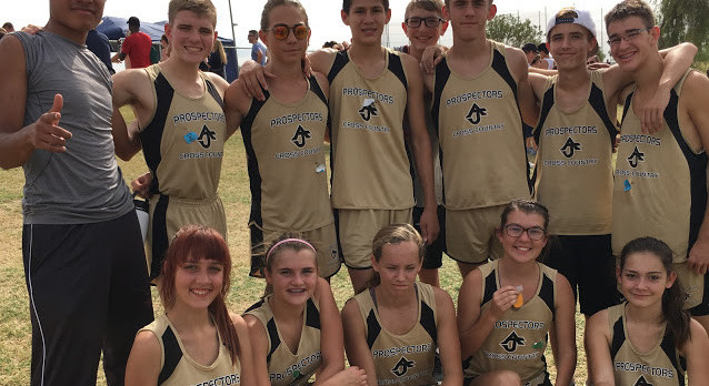 Cross Country Ends Their Season at State