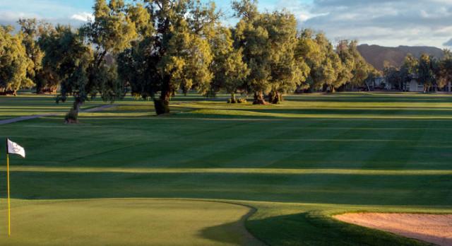 Fullerton High School Boys Varsity Golf beat California High School 239-288