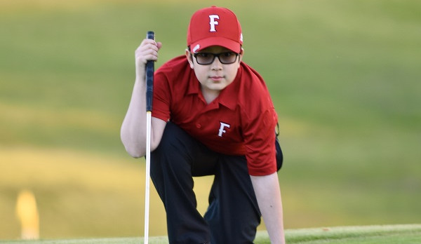 Fullerton High School Boys Varsity Golf beat Buena Park High School 243-315