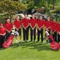 FUHS Boys Golf 2017 Team