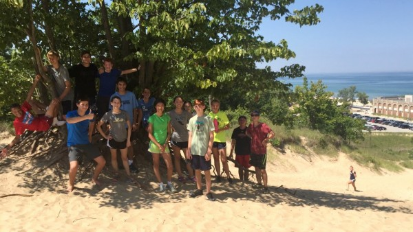 Cross Country Camp 2016