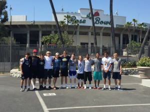Boys Basketball Los Angeles