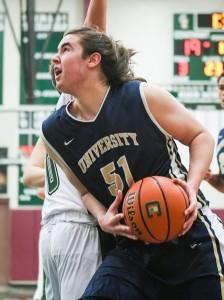 Emerson Halbleib Basketball