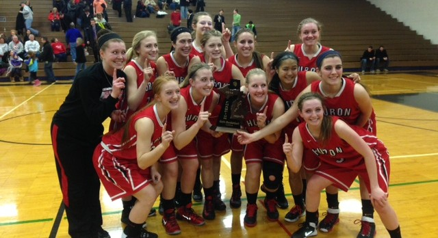 Girls Hoops Knocks Off Grosse Ile for District Championship