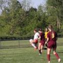 Huron Girls Soccer Senior Night