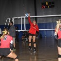 Volleyball @ Brownstown Sport Center
