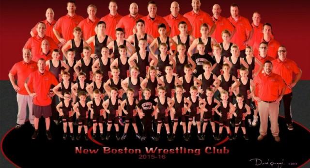 New Boston Wrestling Club Sets the Bar High