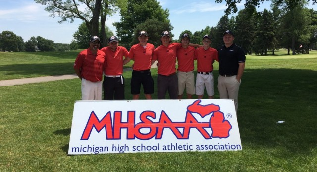 Chiefs Golf Finish 15th in the State