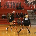 Freshman Volleyball vs Riverview