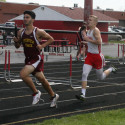 High School Track vs Riverview