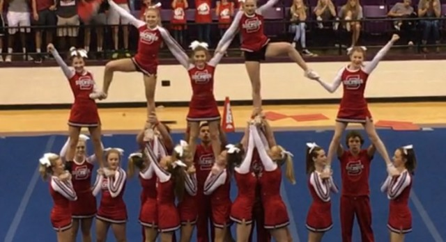 Good Luck to SHS CHEER TEAM at STATE today!!!!