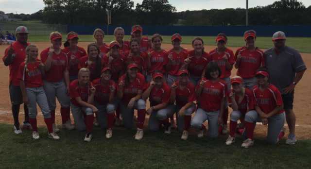 Congrats to SHS Softball Team! District and Conference Champions!!!