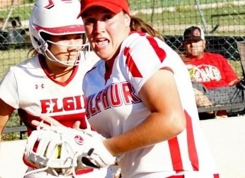 Savannah Ashford – All State Softball