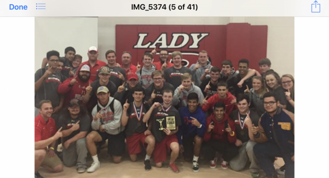 Sulphur Powerlifting:Class 3A State Champs!