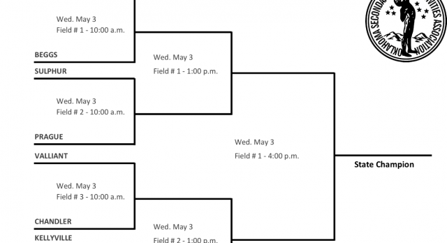 Slow Pitch Softball State Tournament Bracket
