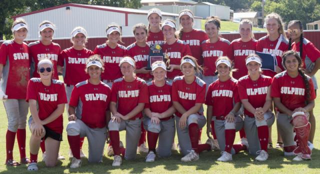 Congratulations to Sulphur Lady Bulldog Softball Team – Murray County Bash Champions!!!