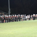 Band at Pauls Valley game