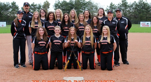 Girls Softball gets win over Whiteford
