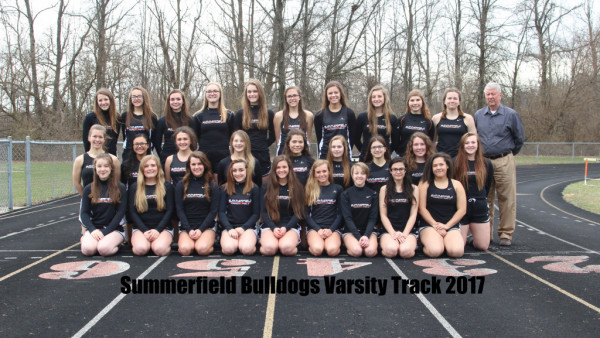 Girls Team Photo