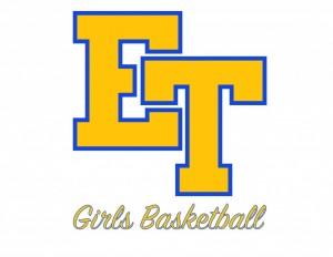 ET Girls Basketball Logo Vector JPG FILE