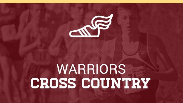 Lady Warriors Cross Country Three-Peats