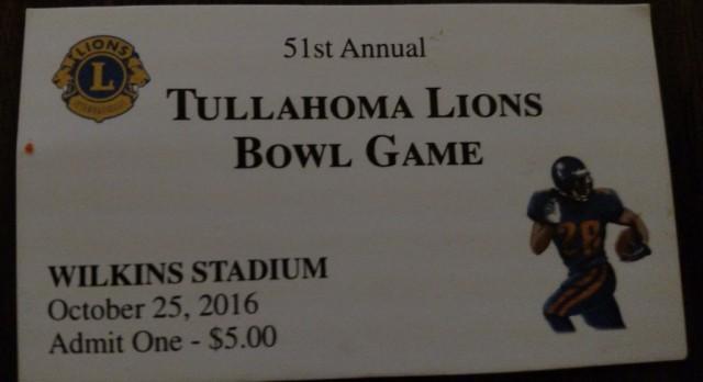 Lions Bowl – Freshman Football