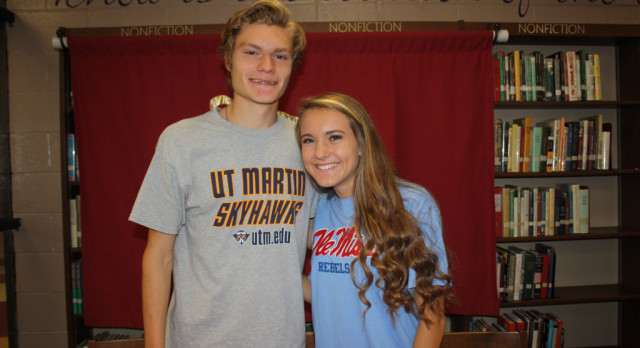 Cross Country Signings!