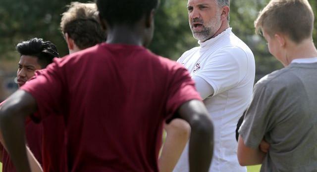 Riverdale High School Boys Varsity Soccer falls to Lavergne High School 1-0
