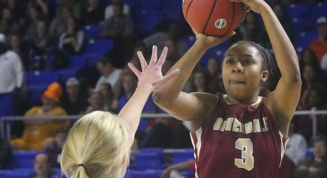 Anastasia Hayes' jersey to hang at Women's Basketball Hall of Fame