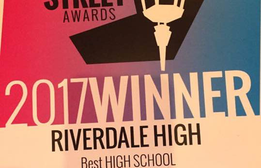 Best High School Winner – Riverdale High
