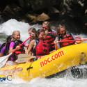 XC Rafting on the Nantahala