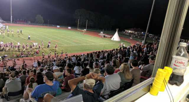 Riverdale High School Varsity Football beat East Nashville Magnet High School 49-14