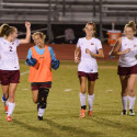 Lady Warriors Soccer -Warren County Win