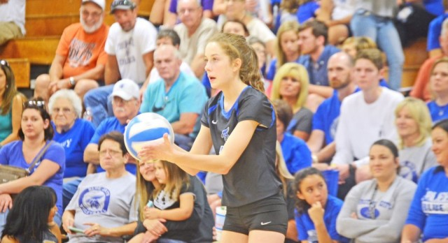 Lady Jays win two out of three in home quad
