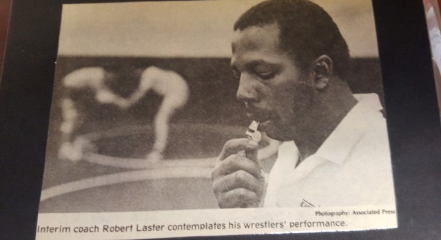 JCHS to celebrate Coach Laster's 30th year as head coach of the Blue Jay Wrestling program
