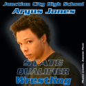 State Qualifier Aryus Jones