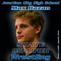 State Qualifier Max Bazan