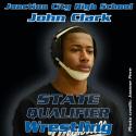 State Qualifier John Clark