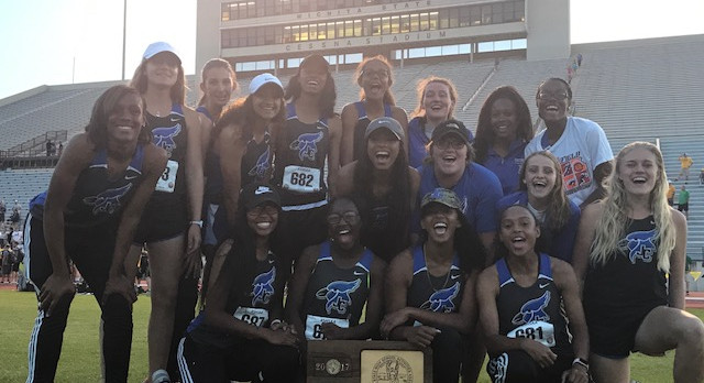 Lady Jays 2017 Class 6A State Champions