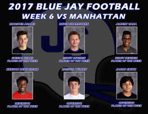 Week 6 vs Manhattan
