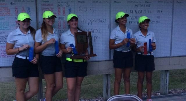 Golf Team Advances to State Championship