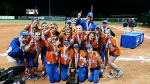 Softball State Champs 1