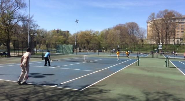 Boys Tennis Matches
