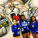 Lady Cougars Volleyball
